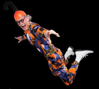 Flying Huub
