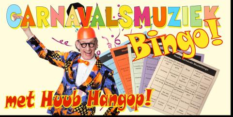 Carnavals-bingo